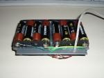 Установка батареек без перегородок