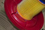 Крышка с установленным фильтром