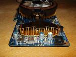 ASUS EN8800GT радиатор силовых элементов