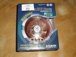 Процессорный кулер Zalman CNPS-9500A LED в упаковке