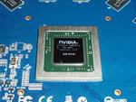 Чип nVidia G92 крупным планом