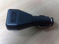 USB автоадаптер NoName (вид сверху)