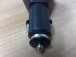 USB автоадаптер NoName (вид со стороны разъёма прикуривателя)