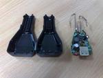 USB автоадаптер NoName (извлечение платы)